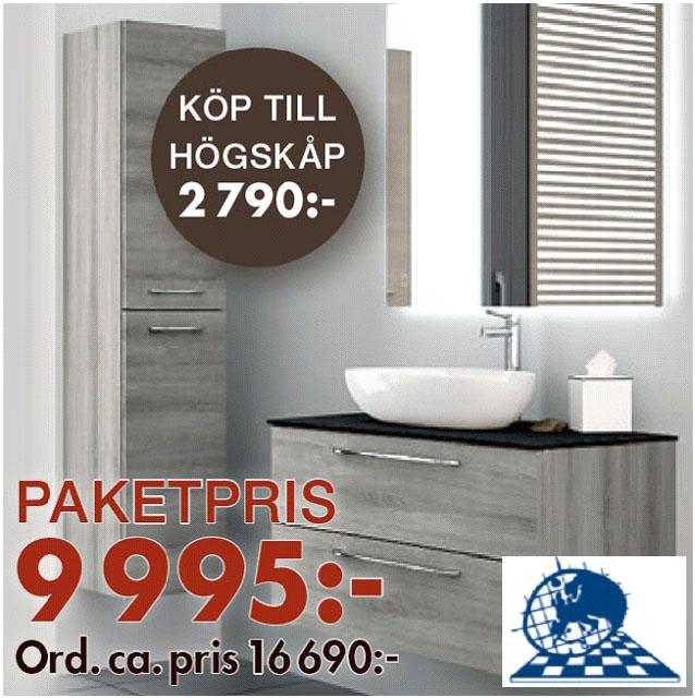 Eurogolv Kakel och Badbutiken Kampanj