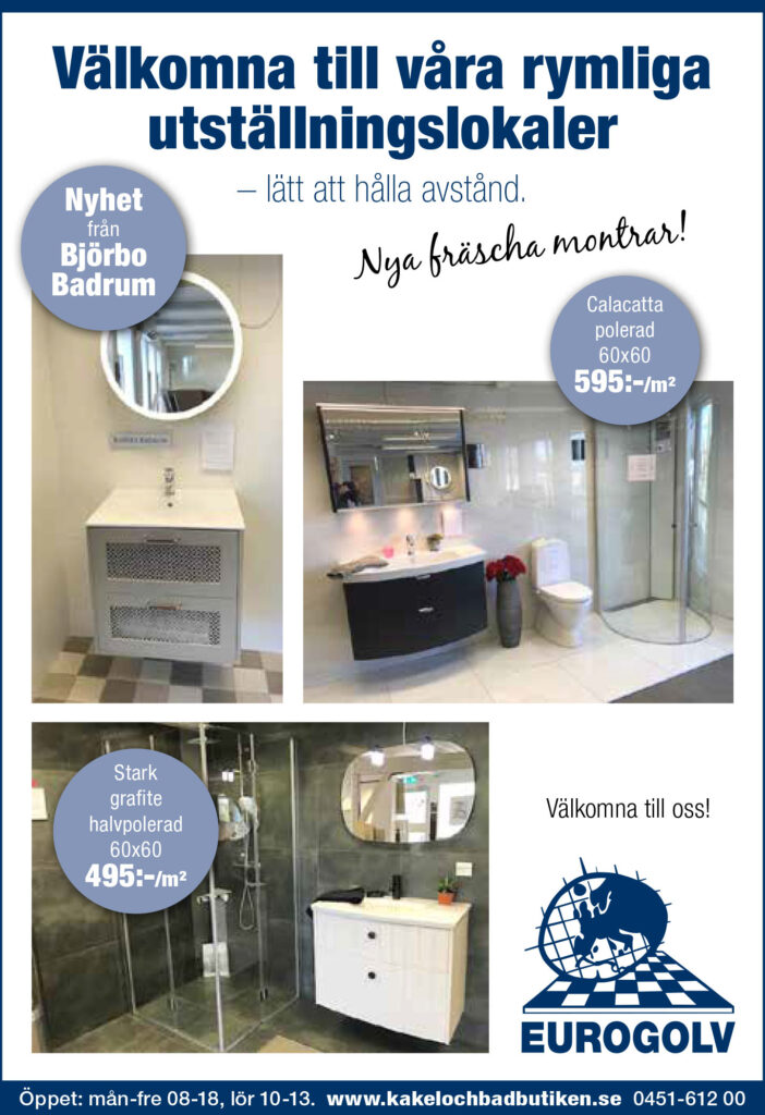 Eurogolv kakel och badbutiken kampan badrumsinredning 0000524049-01