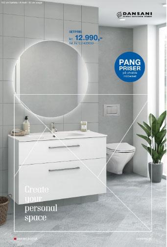 2021-02-24 Dansani kampanj badrum eurogolv kakel och badbutiken