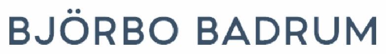Björbo Badrum logga