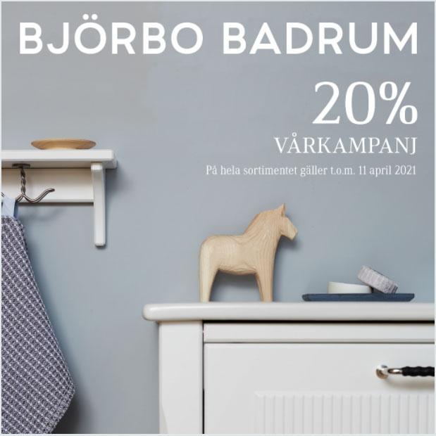 Eurogolv kakel och badbutiken kampanj badrum 2021 björbo